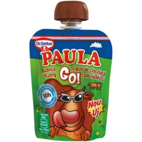 Dr. Oetker Paula Go csokoládé ízű puding 80 g